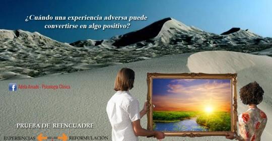 Convertir experiencias malas en algo positivo